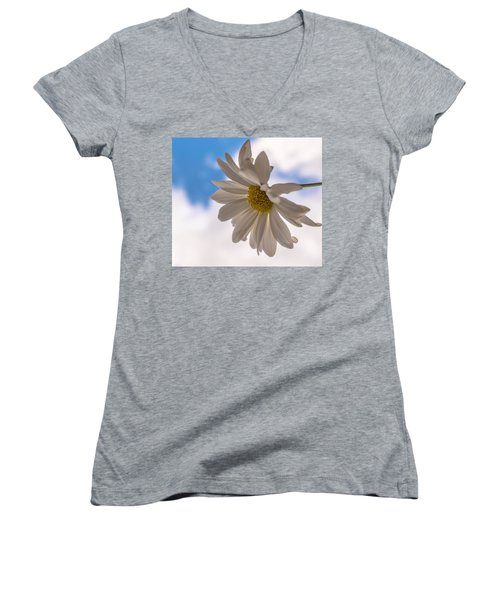 A Different Daisy Women's V-Neck (Athletic Fit)