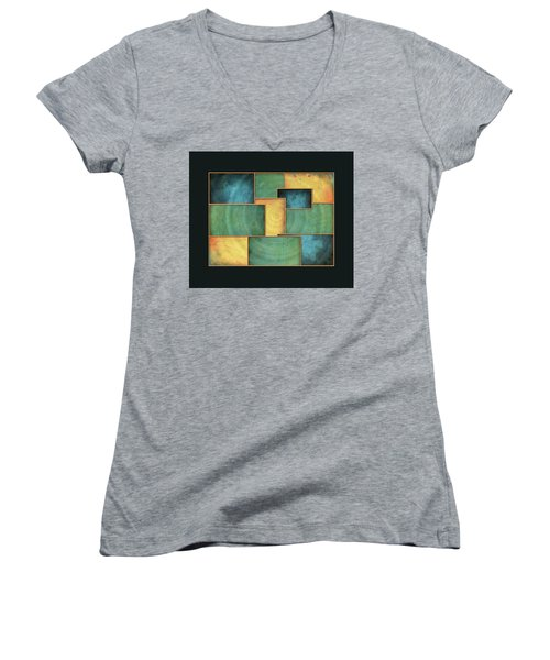 A Light Well Women's V-Neck (Athletic Fit)