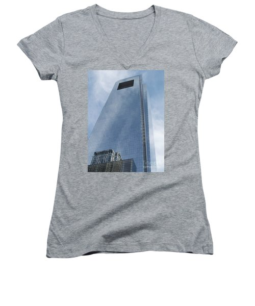 A Long Way Up Women's V-Neck (Athletic Fit)