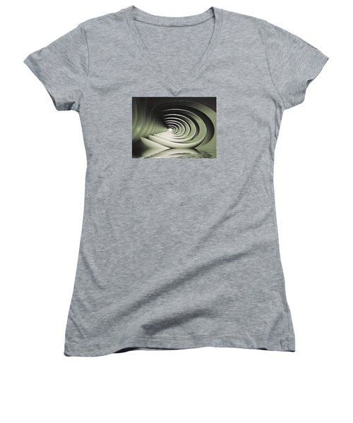 A Memory Seed Women's V-Neck T-Shirt