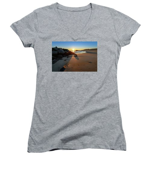 A New Dawn Women's V-Neck
