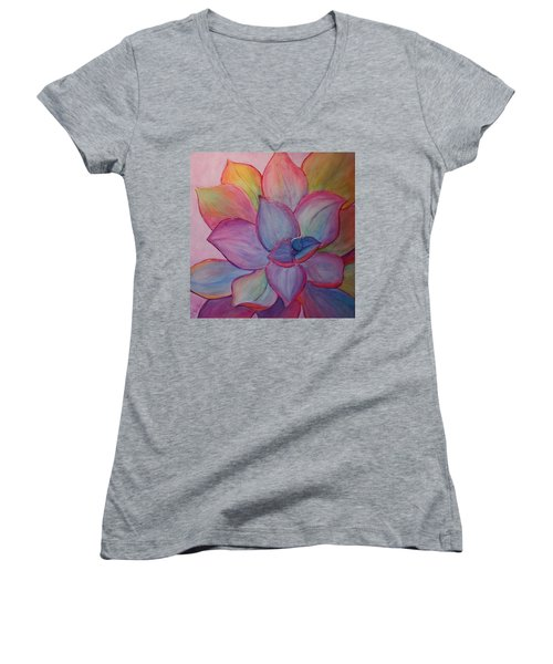 A Reason For Being Women's V-Neck T-Shirt