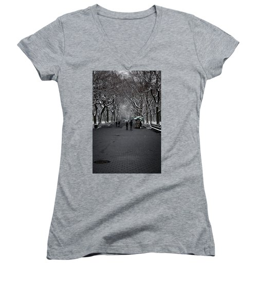 A Walk In The Park Women's V-Neck
