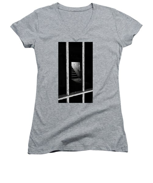 A Way Out Women's V-Neck