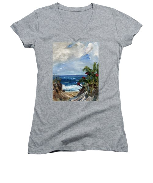 A Welcoming Way Women's V-Neck