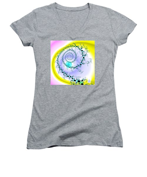 Afabliting Women's V-Neck