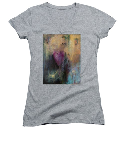 Affairs Of The Heart Women's V-Neck (Athletic Fit)