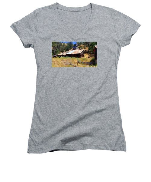 Affordable Housing Kern County Women's V-Neck