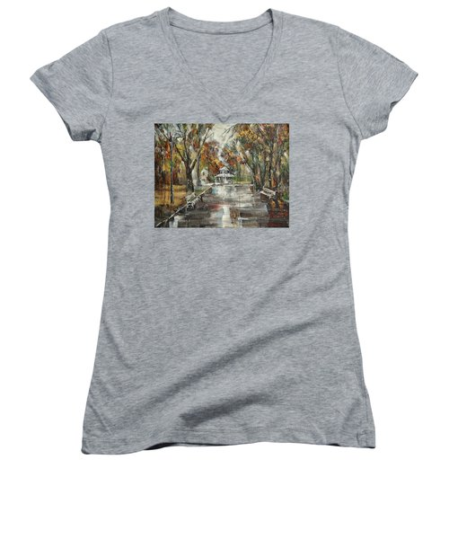 After The Rain IIi Women's V-Neck