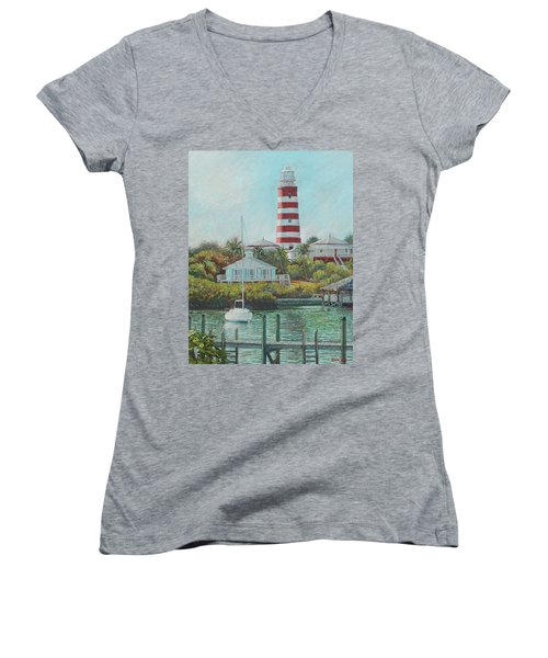 Afternoon In Hope Town Women's V-Neck