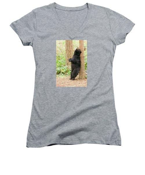 Ahhhhhh Women's V-Neck T-Shirt