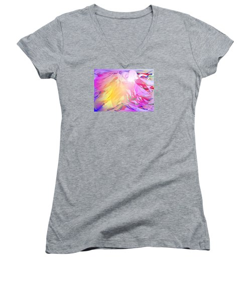 All I Need Is An Angel Women's V-Neck