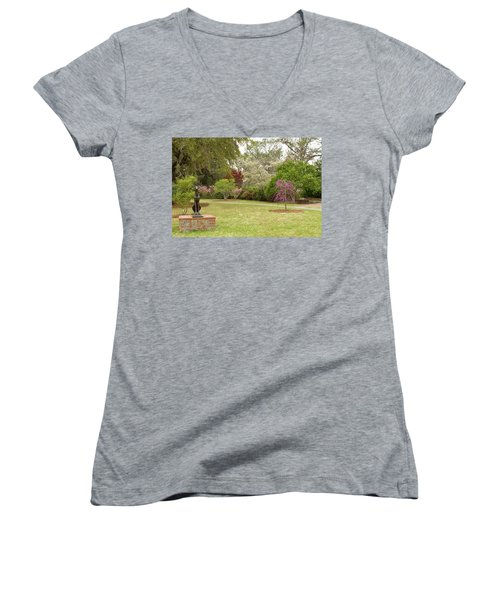 All Kinds Of Dogs Women's V-Neck