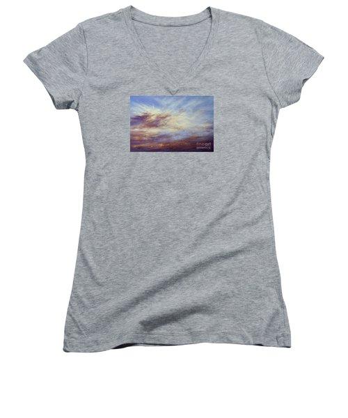 All Too Soon Women's V-Neck T-Shirt