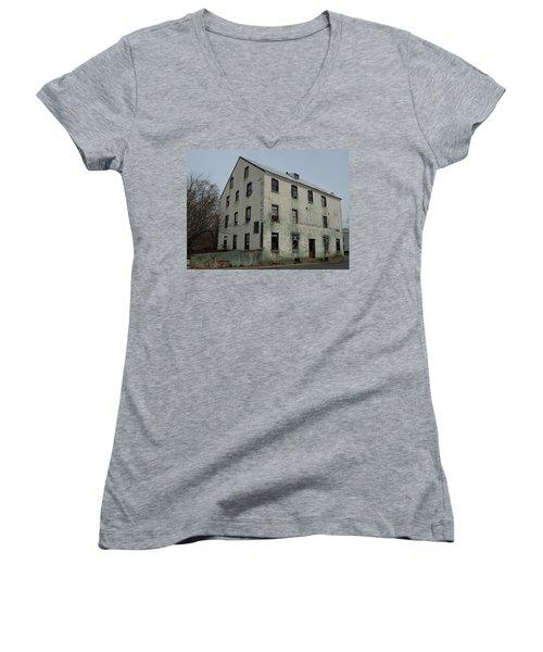 Allentown Gristmill Women's V-Neck T-Shirt