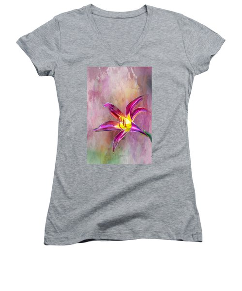 Almost Spring Women's V-Neck
