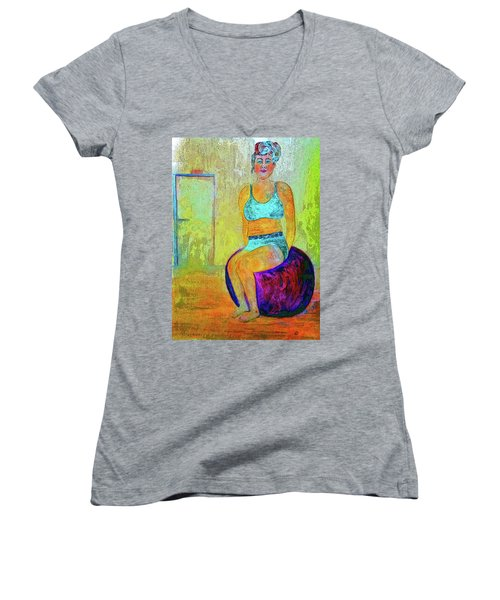 Almost There Women's V-Neck