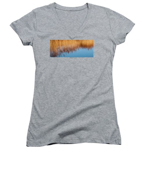 Amber Rush - Women's V-Neck T-Shirt