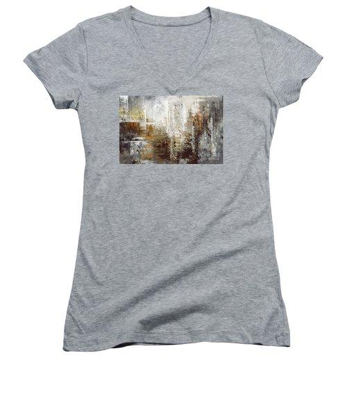 Ancient Archives Women's V-Neck T-Shirt