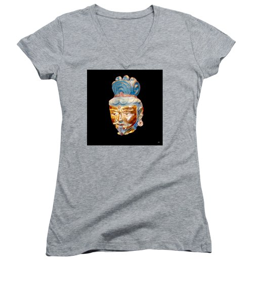 Ancient Warlord Women's V-Neck T-Shirt