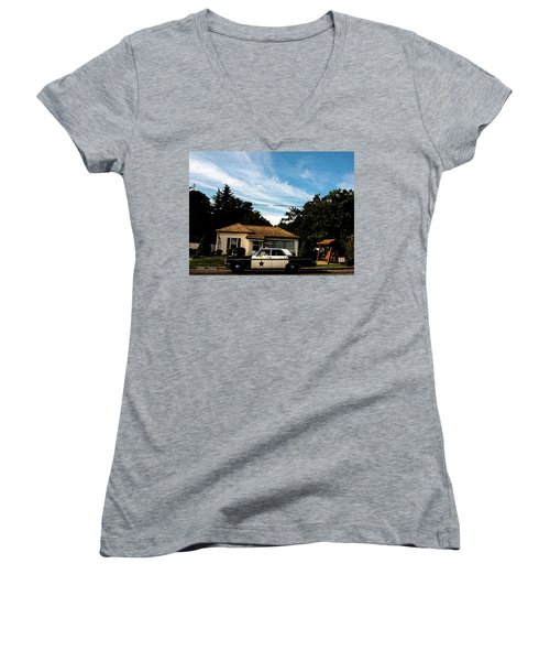 Andy's Home Women's V-Neck