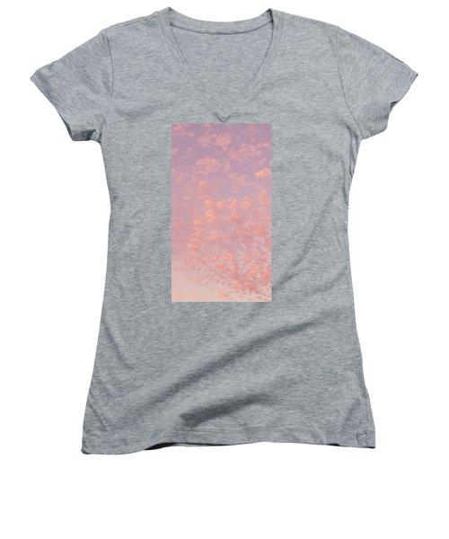 Angel Sky Women's V-Neck T-Shirt