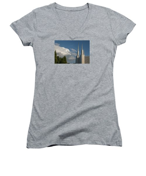 Another Beautiful Day Women's V-Neck