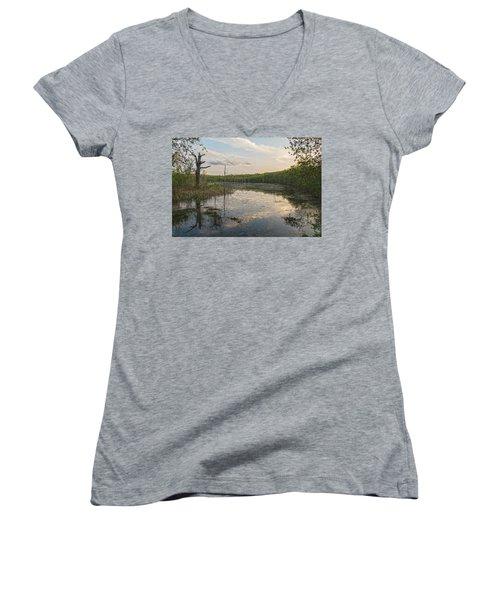 Another Era Women's V-Neck T-Shirt