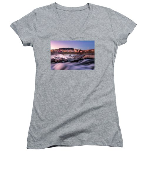 Another Point Of View Women's V-Neck