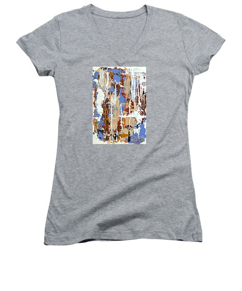 Another Rainy Day Women's V-Neck (Athletic Fit)