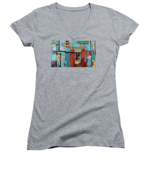 Another Time Women's V-Neck T-Shirt