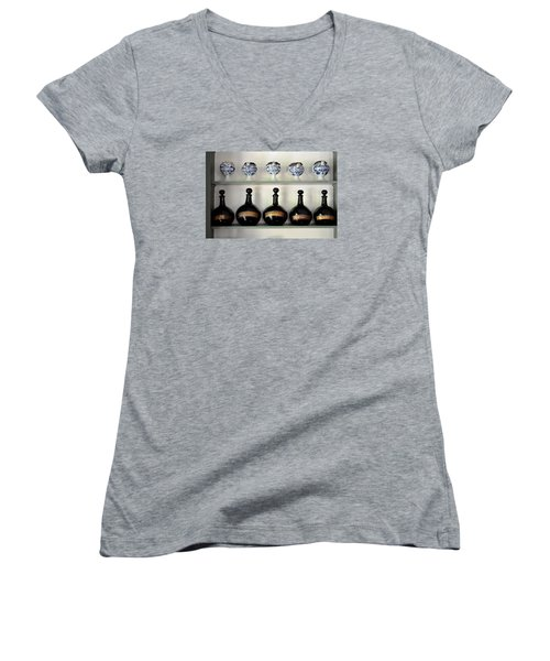 Apothecary Women's V-Neck T-Shirt