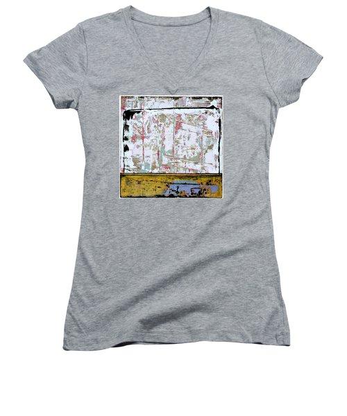 Art Print Square 9 Women's V-Neck