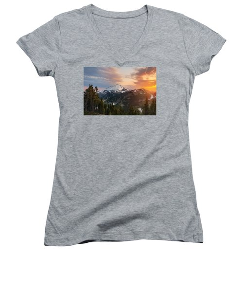 Artist's Inspiration Women's V-Neck T-Shirt