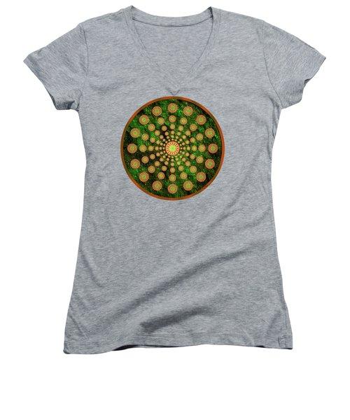Mandala Radium 1 Women's V-Neck