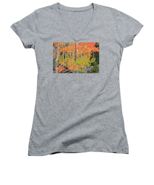 Aspen Stoplight Women's V-Neck