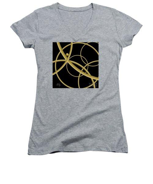 Assumption And Constraints 3 Women's V-Neck T-Shirt