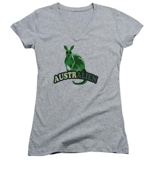 Australian Women's V-Neck T-Shirt
