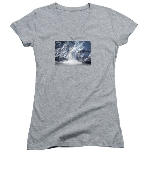Avalanche Women's V-Neck T-Shirt
