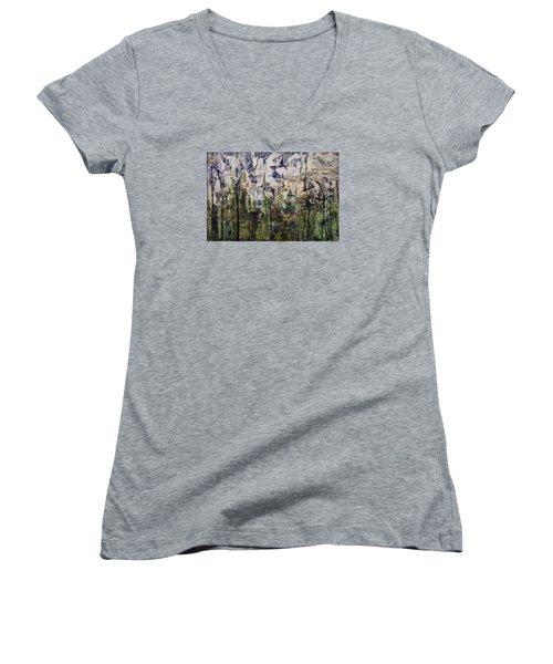 Aviary Women's V-Neck T-Shirt