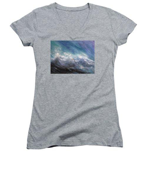 Awaken Women's V-Neck T-Shirt
