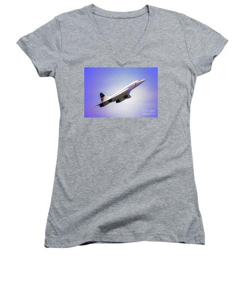 Bac Concorde  Women's V-Neck