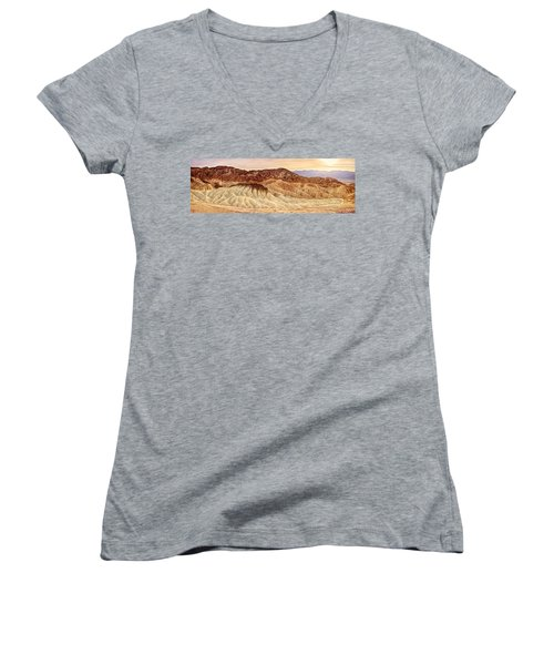 Badlands Formation Women's V-Neck