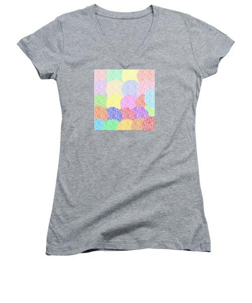 Balloonish Women's V-Neck T-Shirt