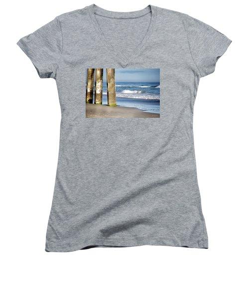 Beach Dreams Women's V-Neck
