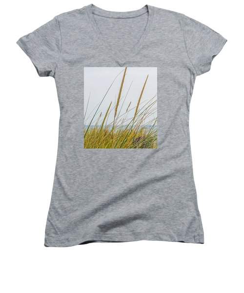 Beach Grass Women's V-Neck