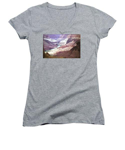 Beamer Trail, Grand Canyon Women's V-Neck