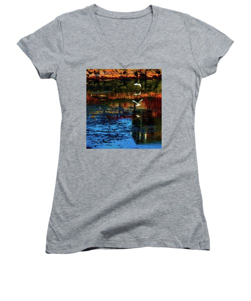 Beautiful II Women's V-Neck (Athletic Fit)