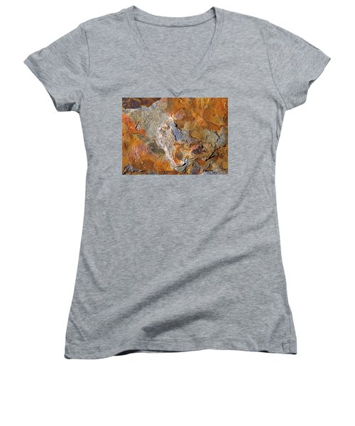 Beautiful Surface Women's V-Neck (Athletic Fit)