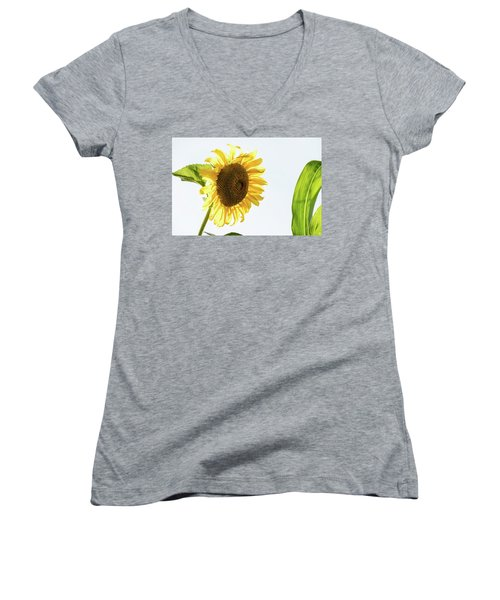 Being Neighborly -  Women's V-Neck (Athletic Fit)